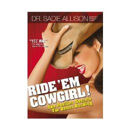 Tickle Kitty Press Ride 'em Cowgirl