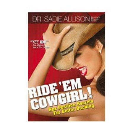 Tickle Kitty Press Ride 'em Cowgirl