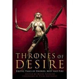 Cleis Press Thrones of Desire