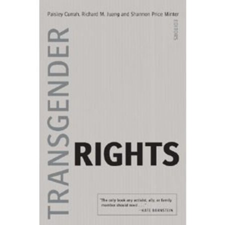 University of Minnesota Press Transgender Rights