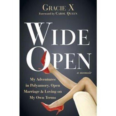 New Harbinger Publications Wide Open