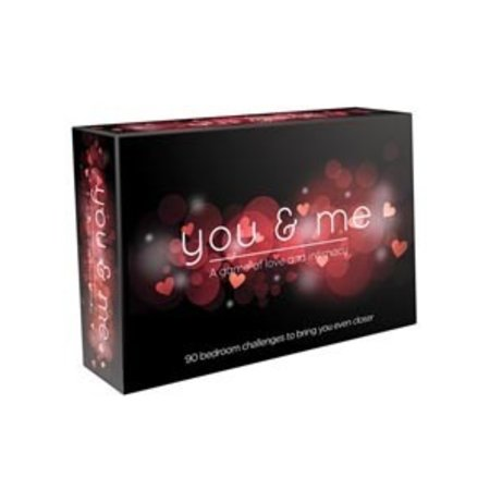 Creative Conceptions You And Me Game
