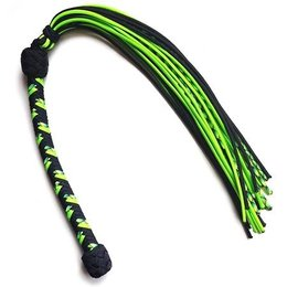 Katana Works Katana Works 51 Paracord Flex Stick, Black/Neon Green