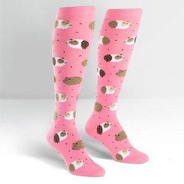 Sock It To Me Guinea Piggin' Around Socks