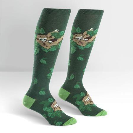 Sock It To Me Sleepy Sloth Socks