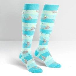 Sock It To Me Unicorn of the Sea Socks