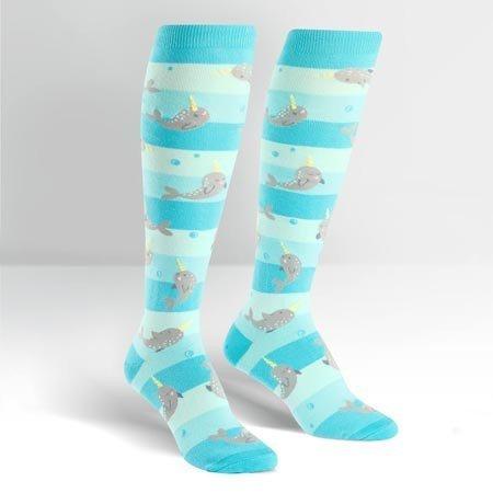 Sock It To Me Unicorn of the Sea Knee Socks
