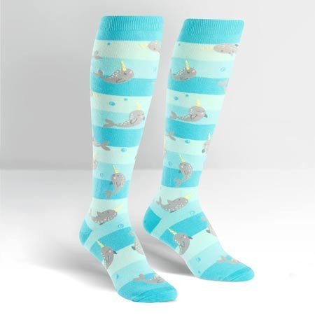Sock It To Me Unicorn of the Sea Socks