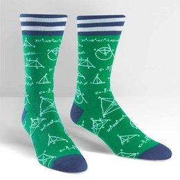 Sock It To Me Mathlete Socks