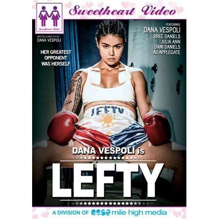 Sweetheart Video Dana Vespoli is Lefty DVD