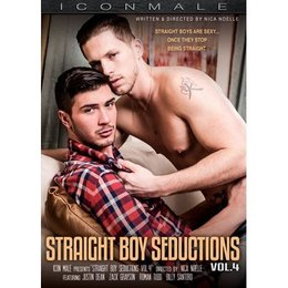 Icon Male Straight Boy Seductions 04 DVD