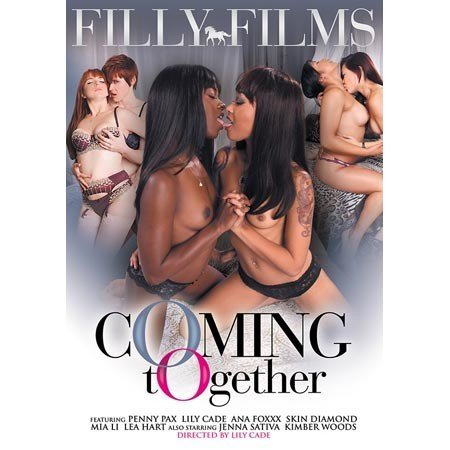 Filly Films Coming Together DVD