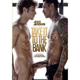 Cockyboys Take It To The Bank DVD
