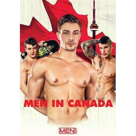 Men.com Men In Canada DVD