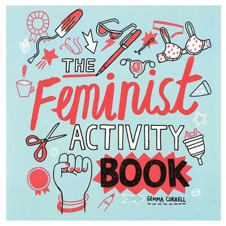Seal Press Feminist Activity Book