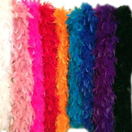 Mother Plucker Chandell Feather Boa, 65 g