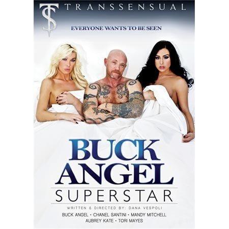 Trans Sensual Buck Angel, Superstar DVD