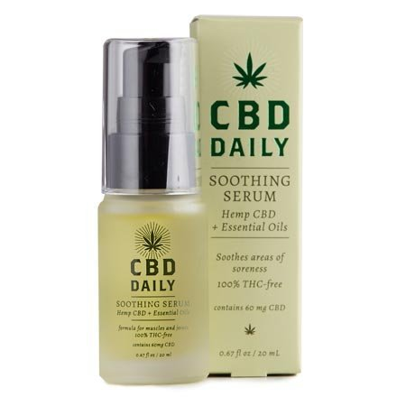 Earthly Body CBD Daily Soothing Oil