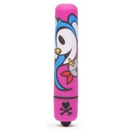 Love Honey Tokidoki Mini Bullet: Pink Bomb