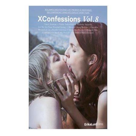Erika Lust Films Xconfessions Volume 8 DVD