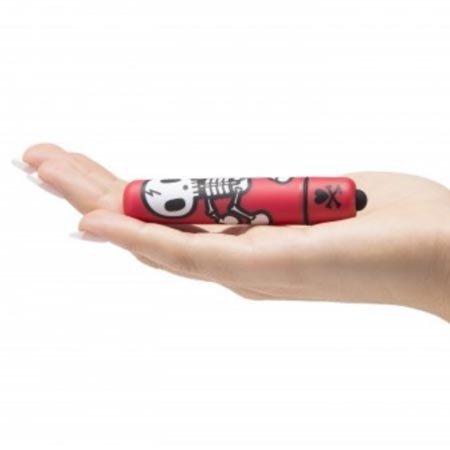 Love Honey Tokidoki Mini Bullet: Jolly Roger -OP