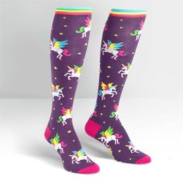 Sock It To Me Winging It Knee Socks