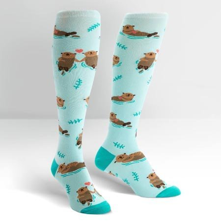 Sock It To Me My Otter Half Socks
