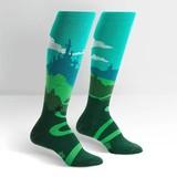 Sock It To Me Yonder Castle Socks