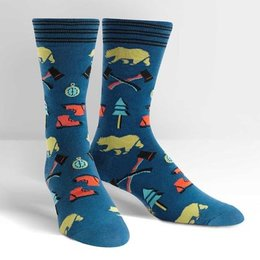 Sock It To Me Trail Life Crew Socks