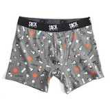 Sock It To Me Theory of Underthings Underwear, Boxer
