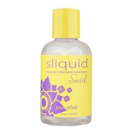 Sliquid Sliquid Swirl Flavored, Pina Colada