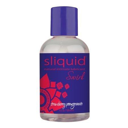 Sliquid Sliquid Swirl Flavored, Strawberry Pomegranate