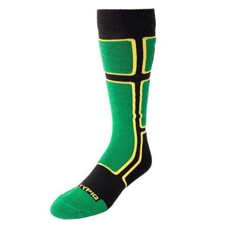 Nasty Pig Nasty Pig Ignition Socks, Green