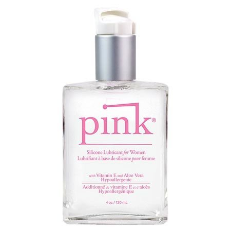 Empowered Products Pink Silicone Lubricant