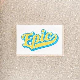 Pike Street Press Epic Greeting Card