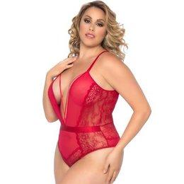 Oh La La Cheri Viviane Teddy 52-10389, Red