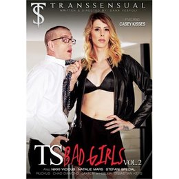 Trans Sensual TS Bad Girls 2 DVD