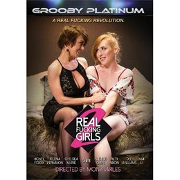 Grooby Real Fucking Girls 2 DVD