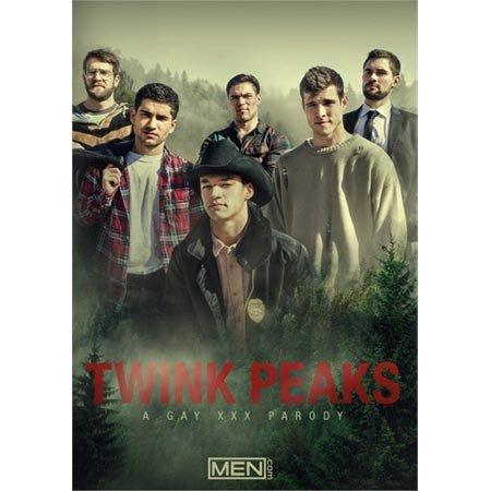 Men.com Twink Peaks Gay XXX Parody DVD