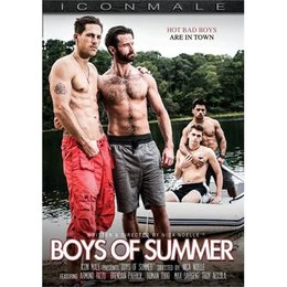 Icon Male Boys of Summer DVD