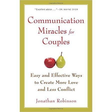 Conari Press Communication Miracles for Couples