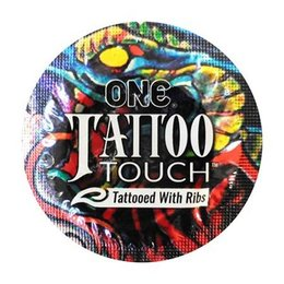 ONE One Tattoo Touch Condom