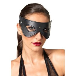 Leg Avenue Faux Leather Studded Fantasy Eye Mask KI2002