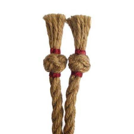 Douglas Kent Rope Douglas Kent Classic Jute Rope, 8m 1 piece