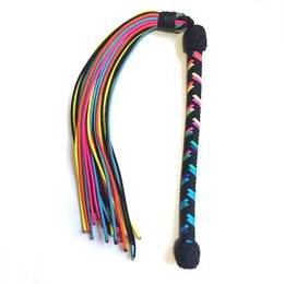 Katana Works Katana Works 54 Paracord Flex Stick, Black/Multi-bright