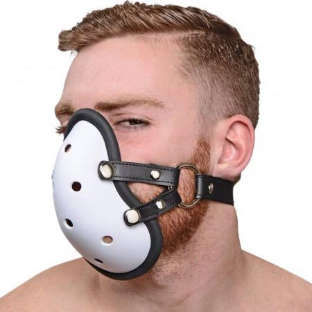Master Series Musk Athletic Cup Muzzle