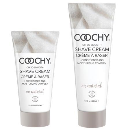 Classic Brands Coochy Shave Cream, Au Natural