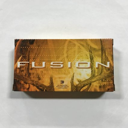 Federal 25-06 rem 120gr fusion