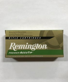 Remington 223 rem 55gr accutip-v