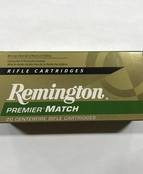 Remington 223 rem 69gr matchking bthp